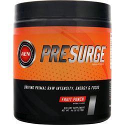 Athletic Edge Nutrition PreSurge Fruit Punch 210 grams