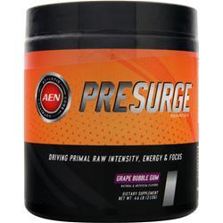 ATHLETIC EDGE NUTRITION PreSurge Grape Bubble Gum 210 grams