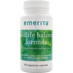 EMERITA Midlife Balance Formula 60 vcaps