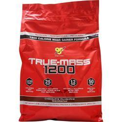 BSN True-Mass 1200 Chocolate Milkshake 10.38 lbs