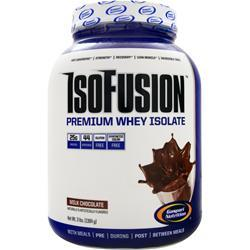 GASPARI NUTRITION Isofusion Milk Chocolate 3 lbs