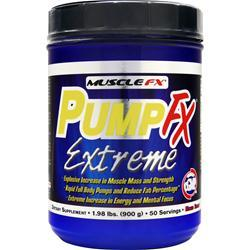 MUSCLE FX PumpFx Extreme Mixed Berry 900 grams