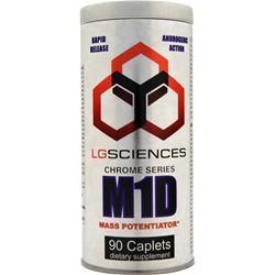 LG Sciences Chrome Series - M1D 90 cplts