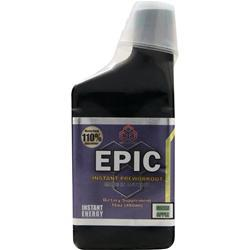 LG SCIENCES Epic - Instant Preworkout Green Apple 16 oz