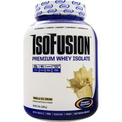 Gaspari Nutrition Isofusion Vanilla Ice Cream 3 lbs
