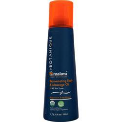 Himalaya Botanique - Rejuvenating Body & Massage Oil 6.76 fl.oz