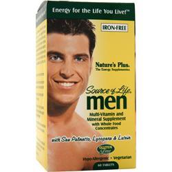 NATURE'S PLUS Source of Life Men 60 tabs