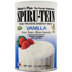 Nature's Plus Spiru-Tein High Protein Energy Meal Vanilla 1.2 lbs