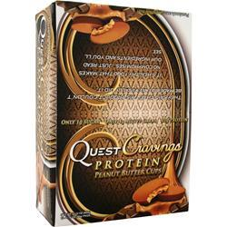 Quest Nutrition Quest Cravings - Protein Peanut Butter Cups 12 count