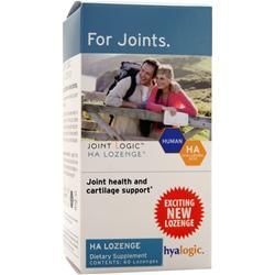 HYALOGIC For Joints - HA Lozenge 60 lzngs