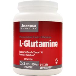 JARROW L-Glutamine Powder 1000 grams
