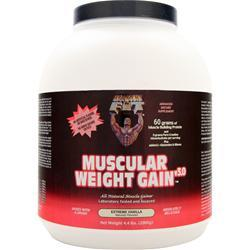 HEALTHY N FIT Muscular Weight Gain Extreme Vanilla 4.4 lbs