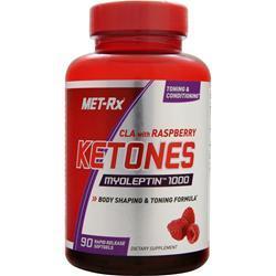 MET-RX CLA with Raspberry Ketones - Myoleptin 1000 90 sgels