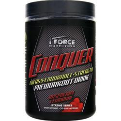 Iforce Conquer - Preworkout Drink Fruit Punch Slam 10 pack