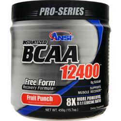 ANSI BCAA 12400 Fruit Punch 450 grams