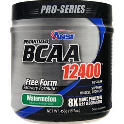 ANSI BCAA 12400 Watermelon 450 grams