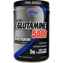 ANSI L-Glutamine 5000 1000 grams