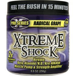 ANSI Xtreme Shock Powder Radical Grape 8.8 oz