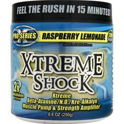 ANSI Xtreme Shock Powder Raspberry Lemonade 8.8 oz
