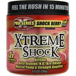 ANSI Xtreme Shock Powder Shock Berry 8.8 oz