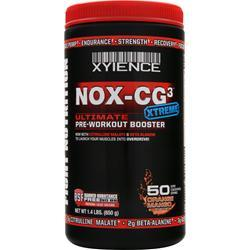 Xyience NOX-CG3 Xtreme Orange Mango 1.4 lbs