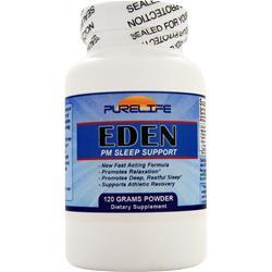 Pure Life Eden - PM Sleep Support 120 grams