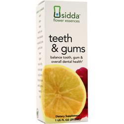 Siddha Teeth & Gums 1 oz