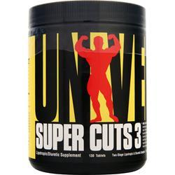 Universal Nutrition Super Cuts 3 130 tabs