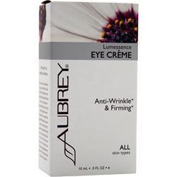 AUBREY Lumessence Eye Creme .5 fl.oz