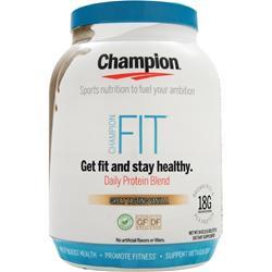 CHAMPION Fit - Daily Protein Blend Vanilla 1.6 lbs