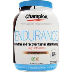 CHAMPION Endurance Chocolate 1 lbs