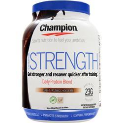 CHAMPION Strength - Daily Protein Blend Chocolate 1.8 lbs