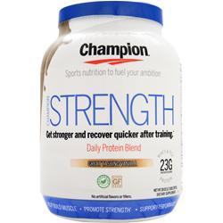 CHAMPION Strength - Daily Protein Blend Vanilla 1.7 lbs