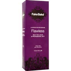 FAKE BAKE Flawless - Self Tan Liquid & Professional Mitt 6 fl.oz