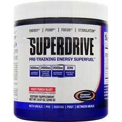 Gaspari Nutrition SuperDrive Fruit Punch Blast 240 grams