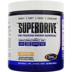 GASPARI NUTRITION SuperDrive Orange Mango 240 grams
