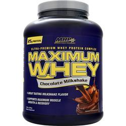 MHP Maximum Whey Chocolate Milkshake 5 lbs