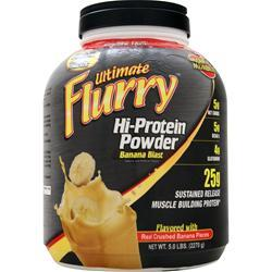 ANSI Ultimate Flurry Protein Powder Banana Blast 5 lbs
