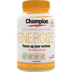 CHAMPION Energize 60 caps