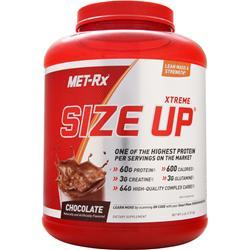 MET-RX Extreme Size-Up Chocolate 6 lbs