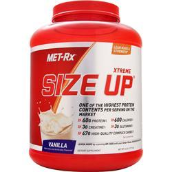 MET-RX Extreme Size-Up Vanilla 6 lbs