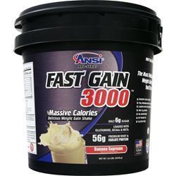 ANSI Fast Gain 3000 Banana Supreme 12 lbs
