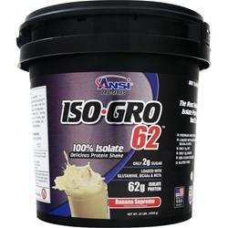 ANSI Iso-Gro 62 Banana Supreme 10 lbs
