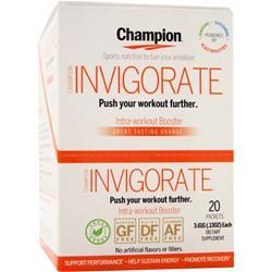 Champion Invigorate Orange 20 pckts