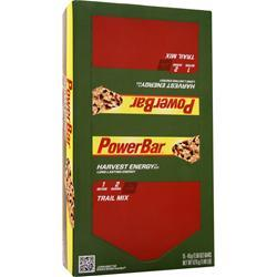 POWERBAR Harvest Bar Trail Mix 15 bars