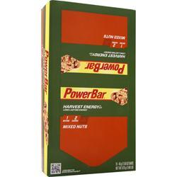 POWERBAR Harvest Bar Mixed Nuts 15 bars