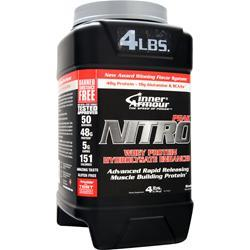 INNER ARMOUR Nitro-PEAK Chocolate 4 lbs