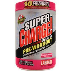 LABRADA Super Charge! Xtreme 4.0 Strawberry Dreamsicle 800 grams
