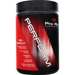 PRO-RX LABORATORIES Perform - Pre Workout Grape Bubblegum 14 oz