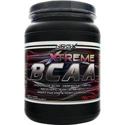 NRG-X LABS Xtreme BCAA Fruit Punch 325 grams